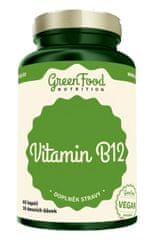 GreenFood Vitamin B12 60kapsúl