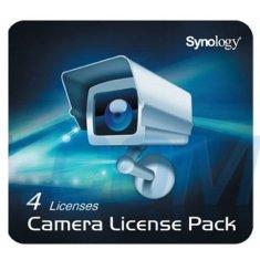 Synology NAS licenca SYNCL4 za dodatne 4 kamere