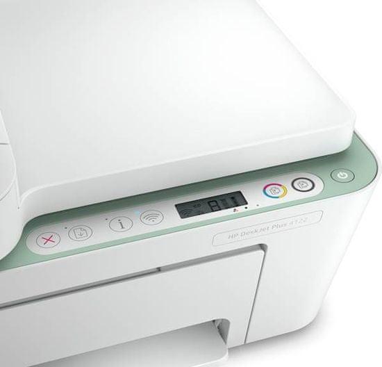 HP Deskjet Plus 4122e višenamjenski uređaj (26Q92B#686)