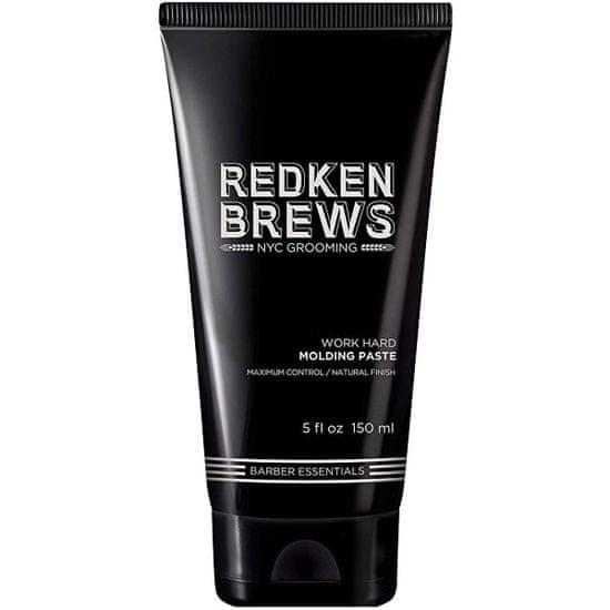 Redken Pasty do modelowania włosów Brews (Molding Paste) 150 ml
