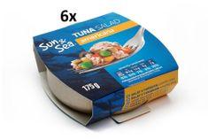 Sun&Sea Šalát s tuniakom Americana 175 g, 6ks