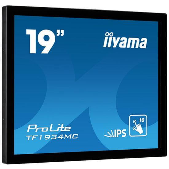 iiyama ProLite TF1934MC-B7X Open-Frame informacijski zaslon na dotik, 48 cm (19), IPS, LED LCD