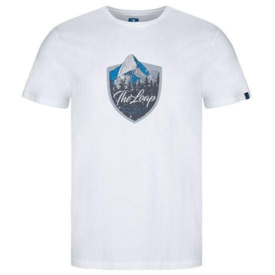 Loap Moška majica s kratkimi rokavi Alesh CLM2109-A14T