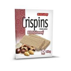 EXTRUDO Bio Cereální křehký chléb Crispins kaštanový 2 x 50 g