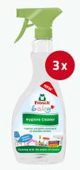 Frosch Baby Hygiene čistilo, 500 ml, 3 kosi