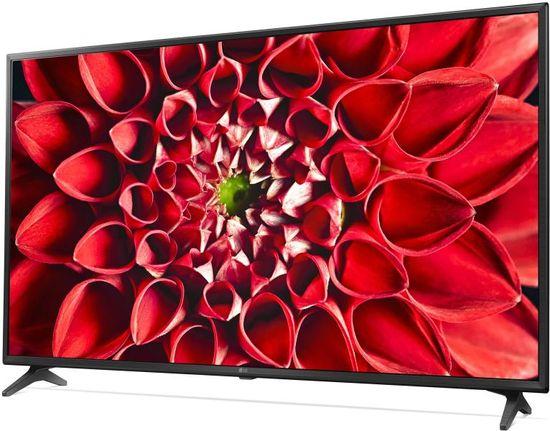 LG 55UN71003LB Smart LED Televízió, 139 cm, 4K Ultra HD, HDR, webOS, Fekete