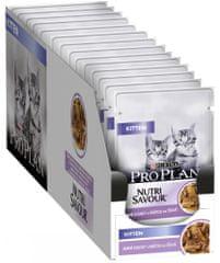 Purina Pro Plan Cat JUNIOR s krůtou ve šťávě 26 x 85 g