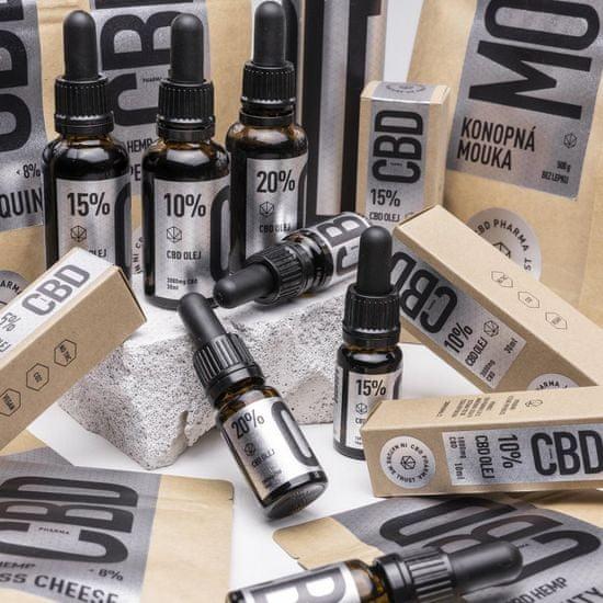 CBD Pharma konopný olej 5 % 10 ml