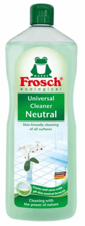 Frosch Univerzální čistič - PH neutrální 3 x 1000 ml