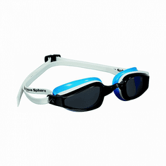 Michael Phelps Plavecké brýle K180 Lady tmavá skla modrá