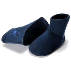 KONFIDENCE Neoprenske nogavičke za dojenčke, mornarsko modra, 7-12 mesecev