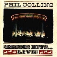 Collins Phil: Serious Hits..Live! - CD
