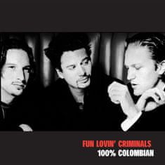 Fun Lovin Criminals: 100% Colombian - CD