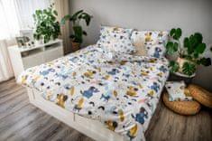 Jahu posteljnina Dogs