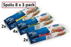 Sun&Sea Tuniak 8x3pack (24x80g) balíček