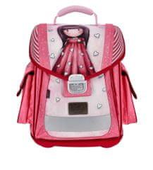 Gorjuss Little Love torba, školska, ružičasta