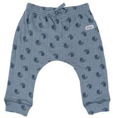 Lodger spodnie dresowe chłopięce Jogger Flame Tribe Ocean 56 niebieskie