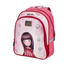 Gorjuss Little Love ruksak, dječji, ružičasti