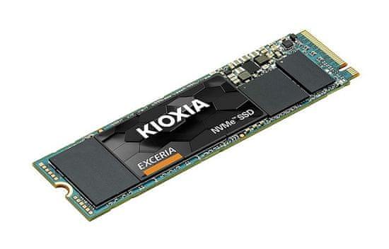 KIOXIA Exceria SSD disk, 1 TB, M.2, PCI-e 3.0 x4 NVMe, 3D TLC