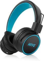 Niceboy HIVE 2 Joy 2021 brezžične slušalke, črno/modre