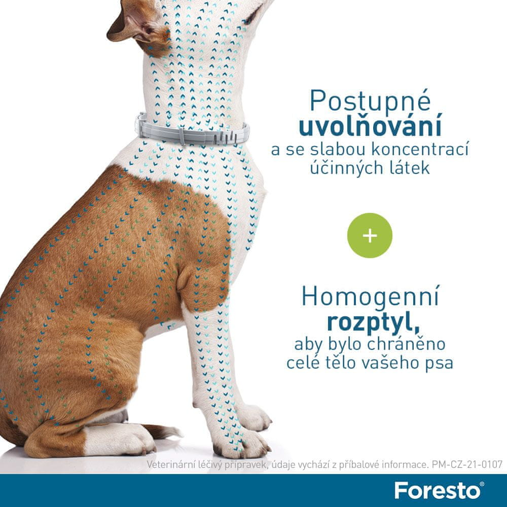 Bayer Foresto antiparazitní obojek vel. 38