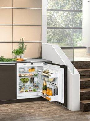 Liebherr UIKP 1550 vgradni podpultni hladilnik