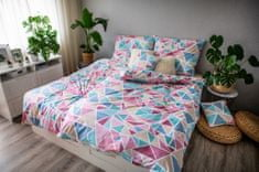 Jahu posteljnina Pastel