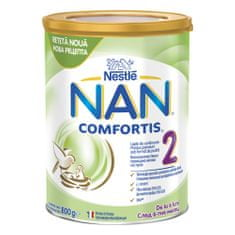 NAN Comfortis 2 nadaljevalno mleko za dojenčke, 800 g