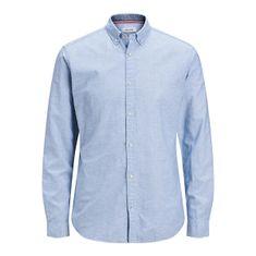 Jack&Jones JJESUMMER Slim Fit moška majica 12163855 Infinity (Velikost S)