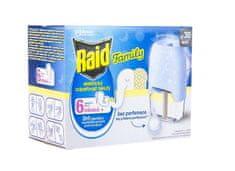 Raid Family elektrický odpařovač s tekutou náplní