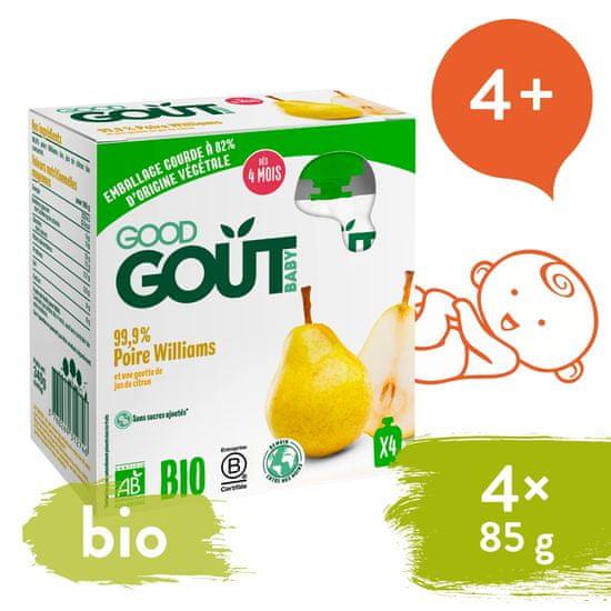 Good Gout BIO Hruška (4x85 g)