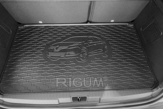 Rigum Gumi csomagtértálca Renault CAPTUR 2013-
