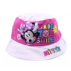 "SETINO Dekliški klobuk ""Minnie Mouse"" - svetlo roza - 54 cm"