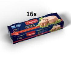 SOKRA Tuniak v paradajkovej omáčke 16x3pack