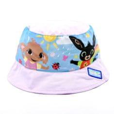 "SETINO Dekliški klobuk ""Bing"" - svetlo roza - 54 cm"