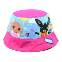 "SETINO Dekliški klobuk ""Bing"" - temno roza - 54 cm"