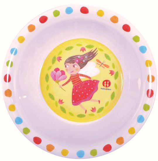 Petite&Mars Sada pohádkového nádobí 5 ks