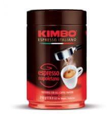 Kimbo Espresso Napoletano mleta kava, pločevinka, 250 g