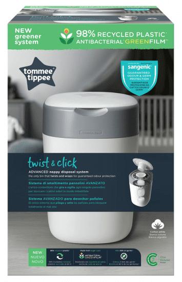 Tommee Tippee Kôš na plienky Sangenic Twist & Click