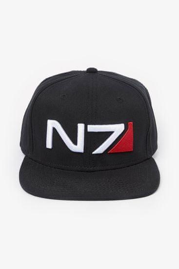 Kšiltovka Mass Effect - N7 Classic