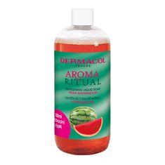 Dermacol Frissítő folyékony szappan Görögdinnye Aroma Ritual (Refreshing Liquid Soap) - utántöltő 500 ml