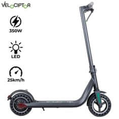 Trevi Velociptor PLUS ES100W, 25,4 cm kolesa, 350 W motor, LED osvetlitev