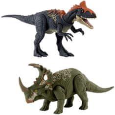 Mattel figurka Jurassic World Sound Strike