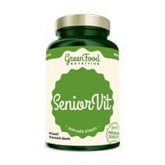 GreenFood Nutrition SeniorVit 60 kapslí