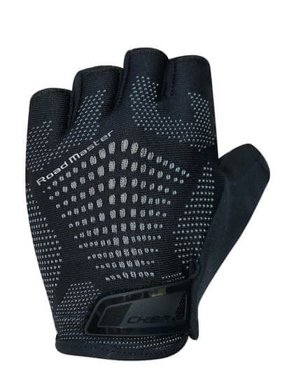 CHIBA Cyklistické rukavice pro dospělé Road Master černé