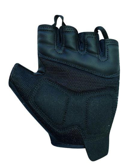 CHIBA Cyklistické rukavice pro dospělé Air Master černé