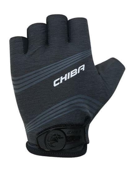 CHIBA Cyklistické rukavice pro ženy Lady SuperLight černé