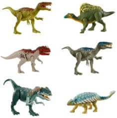 Mattel Jurassic World Ogłuszający atak