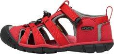 KEEN detské sandále Seacamp II CNX 1014470/1014478 24 červená