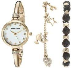 Anne Klein AK/2840LBDT set - dámské hodinky s náramky